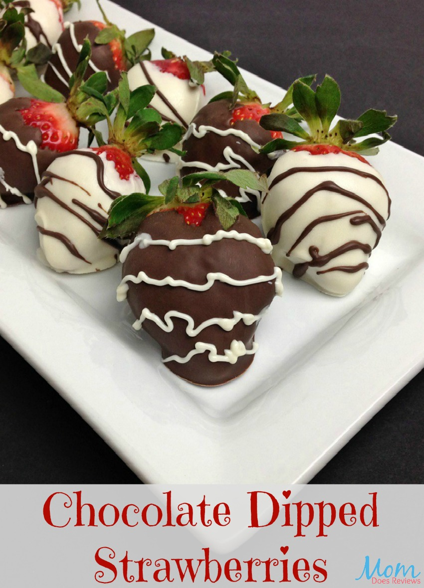 Chocolate Dipped Strawberries banner 4