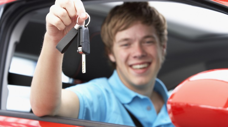 Take the Drive Safe Challenge Before Handing Your Teen the Keys! #ad