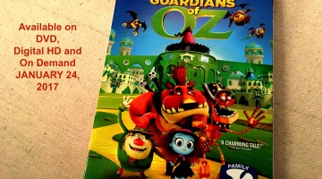 Guardians of Oz is a Family Favorite #Review #Sweet2017