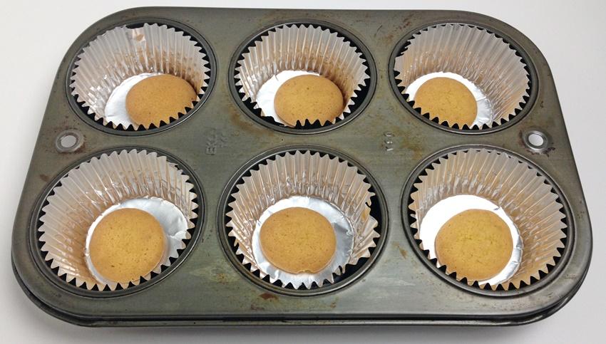 Mini Cheesecake Cups process