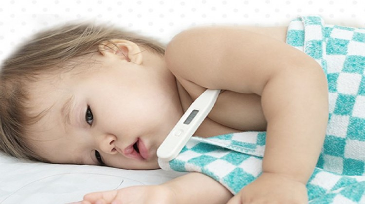New Parents: How to Take Care of Your Little One This Flu Season