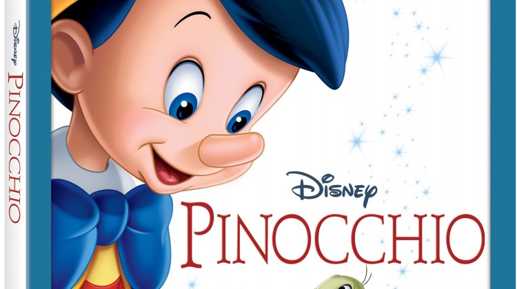 Pinocchio= On Digital HD 1/10 and DVD 1/31 #GotNoStrings