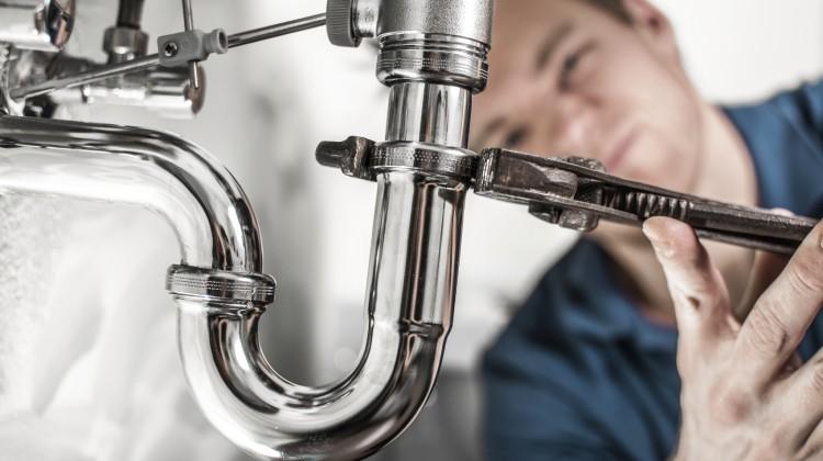 leaky pipes