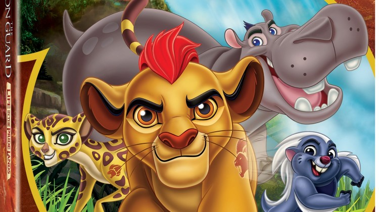 The Lion Guard: Life in the Pride Lands on DVD Jan 10th