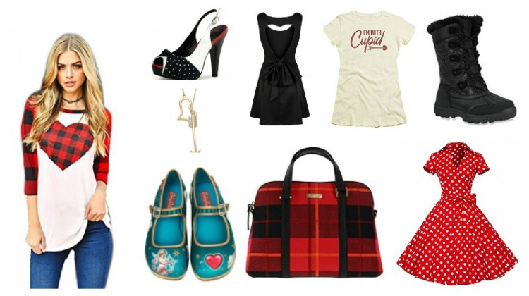4 Outfits for Date Night this Valentine's Day