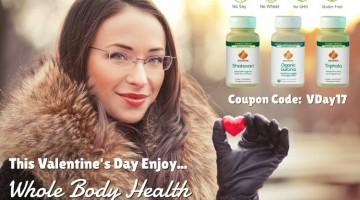 This Valentine's Day Enjoy Whole Body Health with Savesta #AyurvedicPure #ad