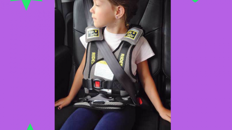 Win (1) RideSafer Vest (Ends 1/20 US Only)