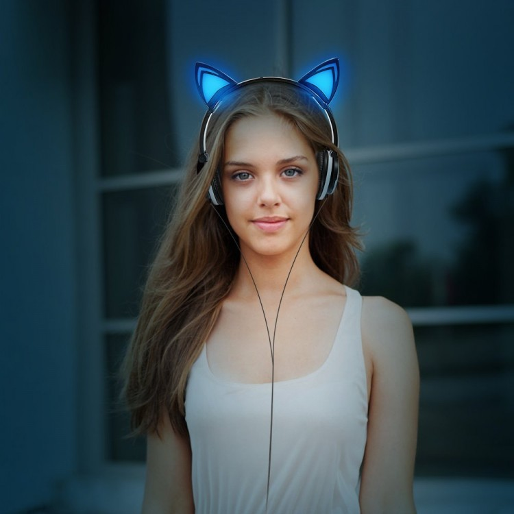 cat-ear-headphonesblue