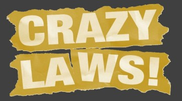 #FunFactFriday Crazy Laws You Didn't know Existed!