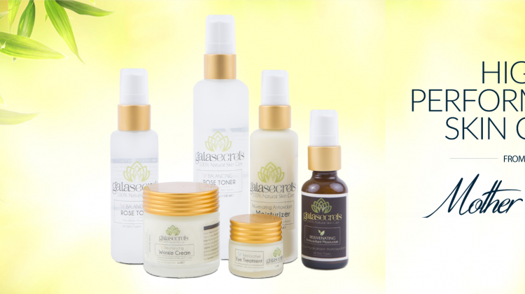 Gaia Secrets- Glowing, Young Skin From Mother Earth #Review