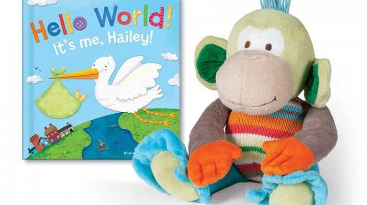 I See Me Personalized Children's Books:  Hello World Gift Set #Review #MDRBestBaby