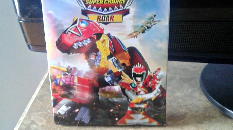 Power Rangers Dino Charge: The Complete Season #Review