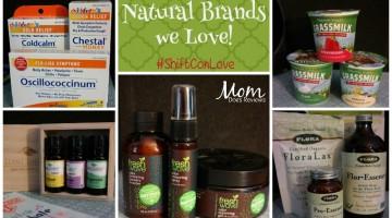 Natural Brands I love #ShiftConLove