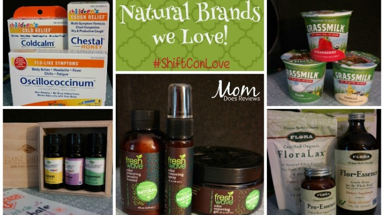 Natural Brands I love #ShiftConLove