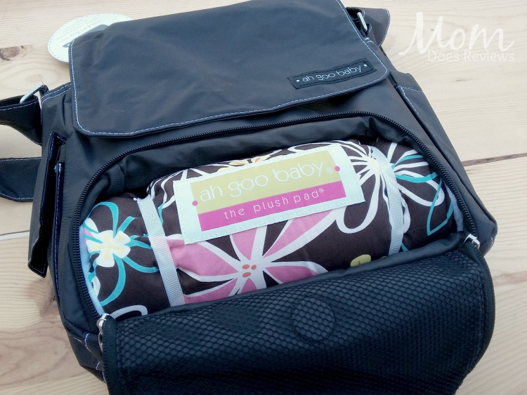 Best Changing Pad has a new Diaper Bag! by Ah Goo Baby