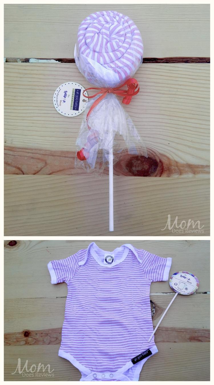 Ah Goo Baby Lolipop Baby Shower Gift