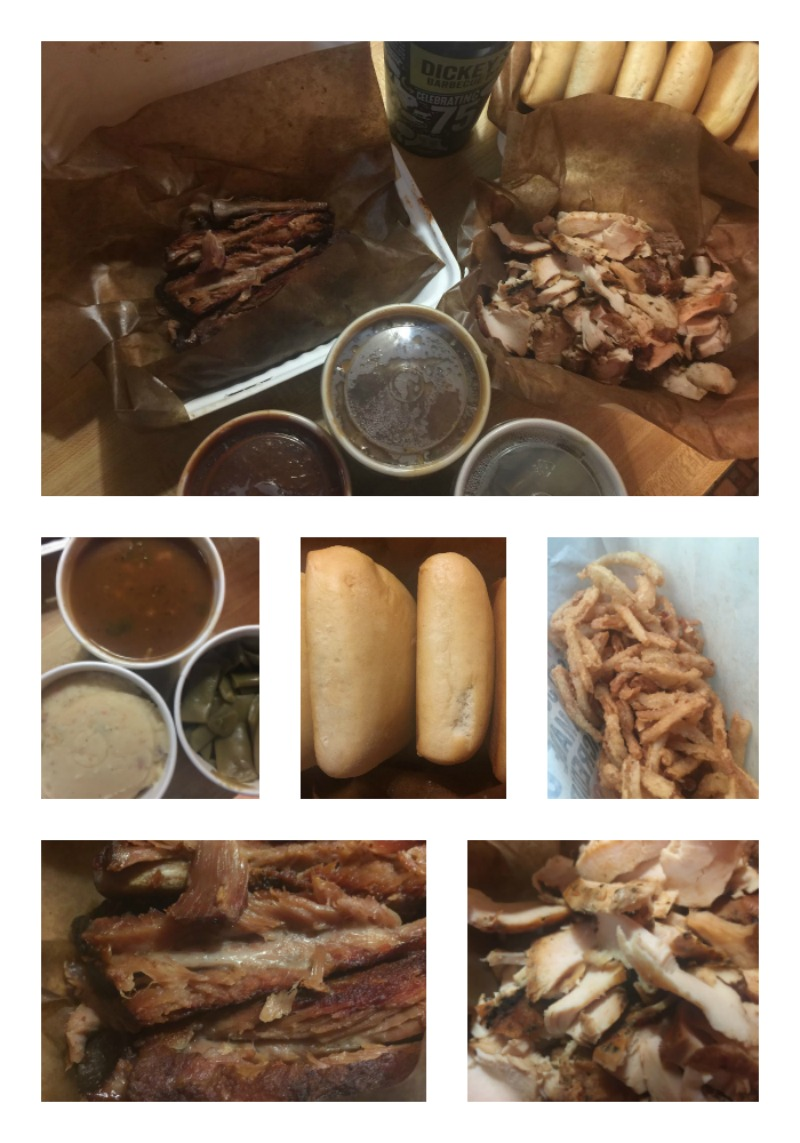 Dickey's Barbecue Family Pack
