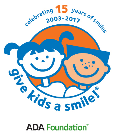 Give Kids a Smile 15th Anniversary