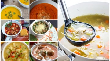 Celebrate National Homemade Soup Day with These Great Soup #Recipes