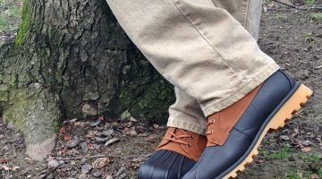 LUGZ Mallard Boots for Men are Comfortable Stylish Boots! #FashionPassion