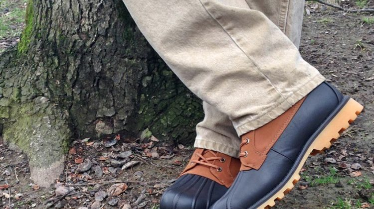 LUGZ Mallard Boots for Men are Comfortable Stylish Boots! #FashionPassion