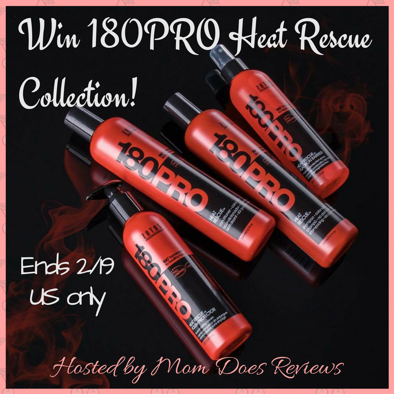 Win-180PRO-Heat-Rescue-Collection!