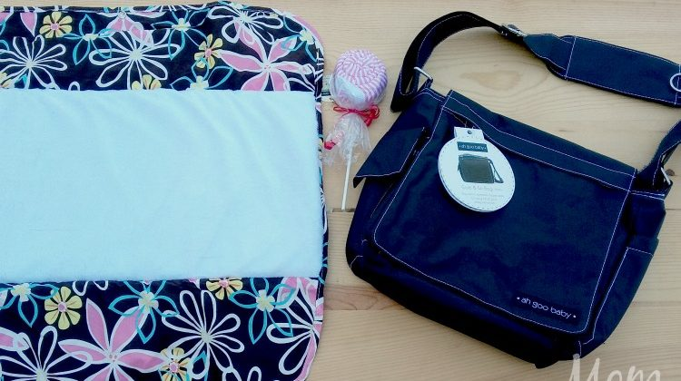 The Changing Pad Every Baby Needs by Ah Goo Baby #MDRBestBaby
