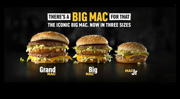 Try the New Big Macs!  Which one is your Perfect Mac? #BigMacForThat