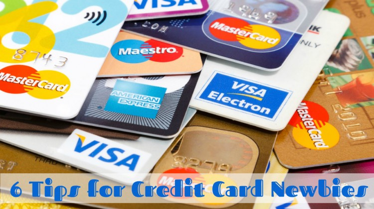 6 Awesome Credit Card Tips For Total Newbies #FunFactFriday