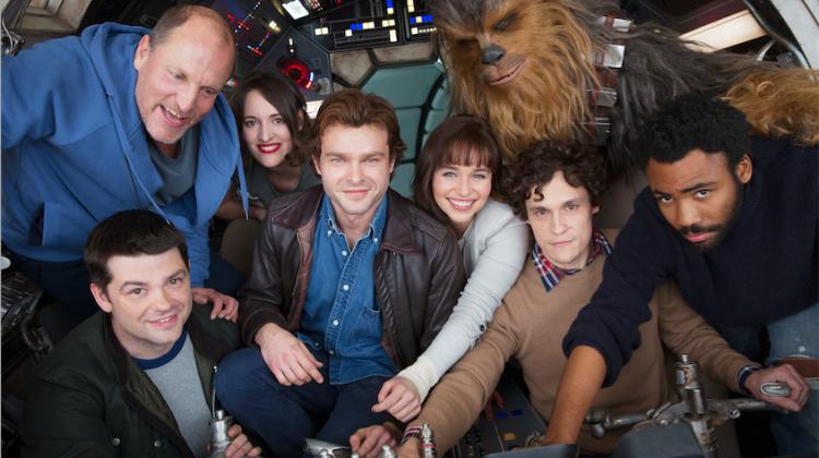 Han Solo Star Wars Story- coming May 25, 2018!