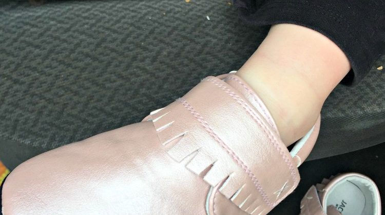 Jack & Lily Make My Daughter's Feet Happy #Review #FashionPassion