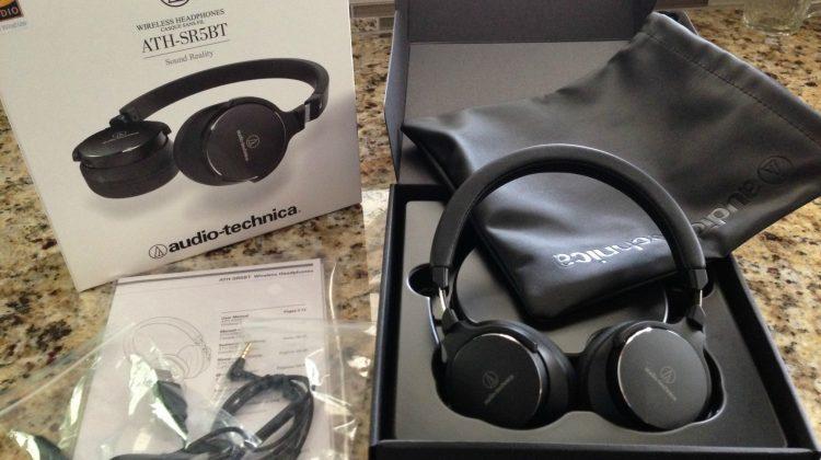 Audio Technica Wireless Headphones #Review