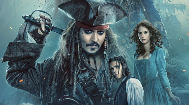 PIRATES OF THE CARIBBEAN: DEAD MEN TELL NO TALES New Trailer Preview #PiratesLife #PiratesOfTheCaribbean