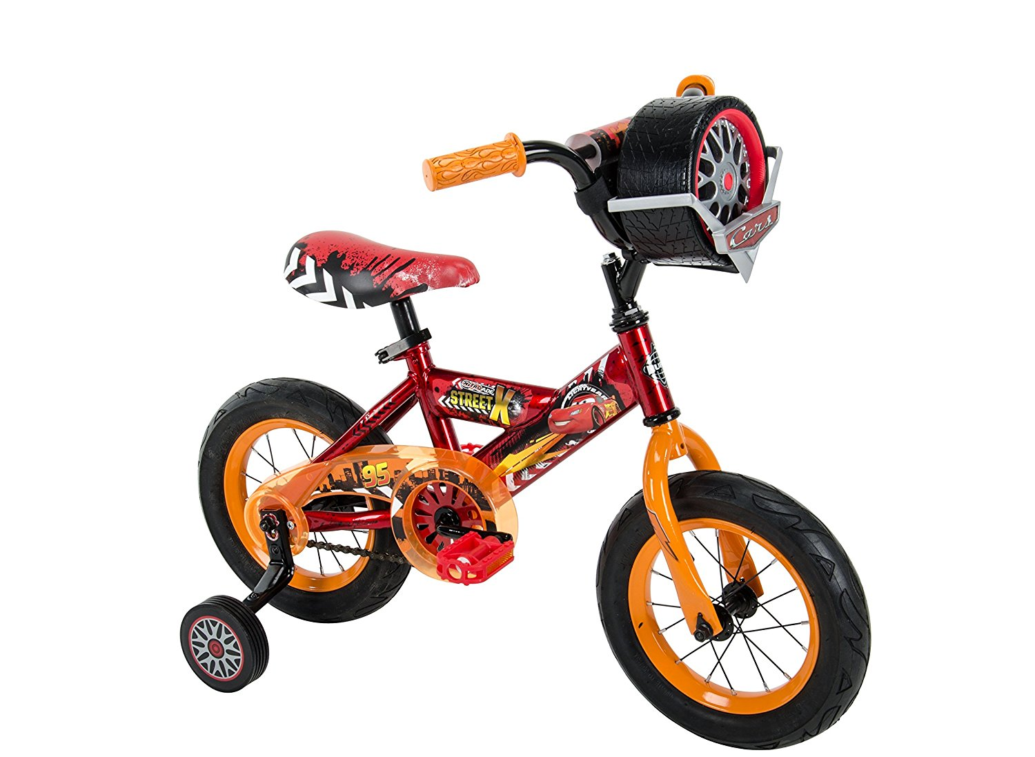 "Disney Cars 12"" Bicycle"