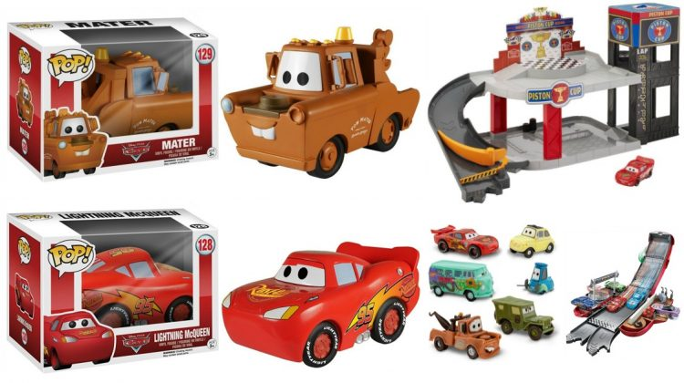 Celebrate Cars 3 with 10 Toys for your Cars Fan! #Cars3Event