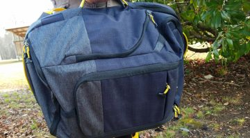 Solo Everyday Max Backpack Multiple Uses #Review
