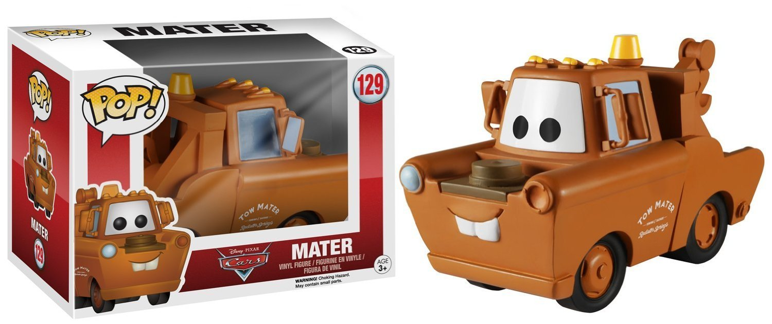 Funko POP Disney Cars Mater Action Figure