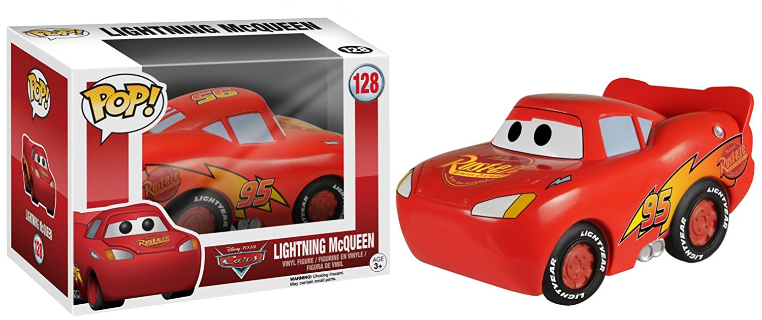 Funko POP Disney Cars McQueen Action Figure