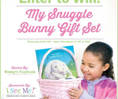 Enter to Win the My Snuggle Bunny Gift Set! Open to US/CAN, Ends 4/6