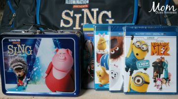 Love Movies? Get a FREE SING Lunchbox @BestBuy #ad #bbyMovies
