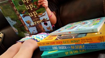 Silver Dolphin Books Allows Children to Interact While Learning #Review