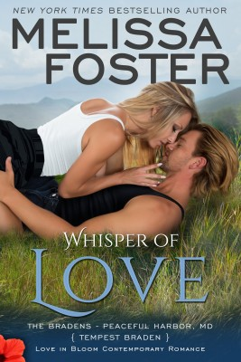 Whisper of Love by Melissa Foster #bookreview
