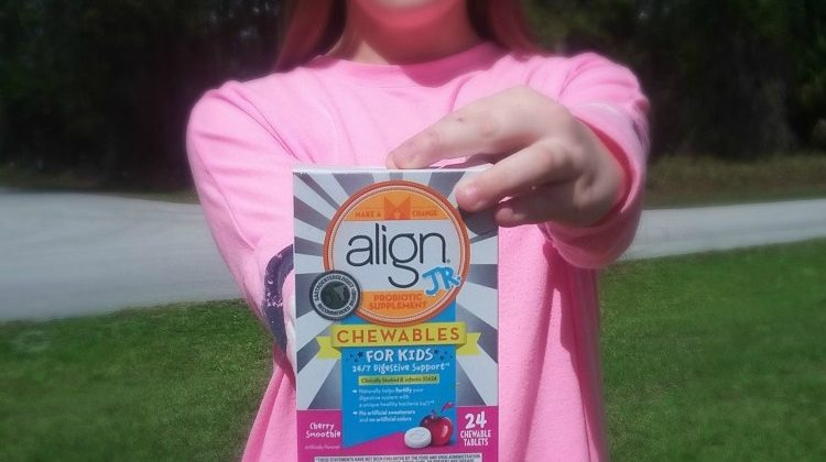 Great-Tasting Solutions for Your Family's Digestive Health #AlignJr #AlignProbiotic #IC #ad