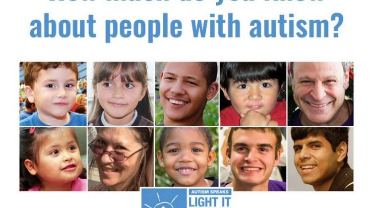 Why I'm Going to #LightItUpBlue for Understanding & Acceptance of Autism  #SocialGood