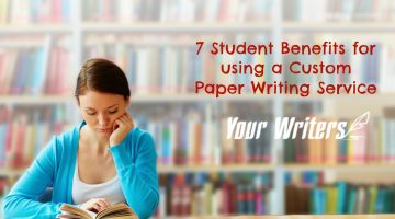 Seven Student Benefits of using a Professional Writing Service  #ad