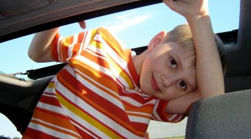 Cars And Kids: 4 Tips For Having A Kid-Friendly Car