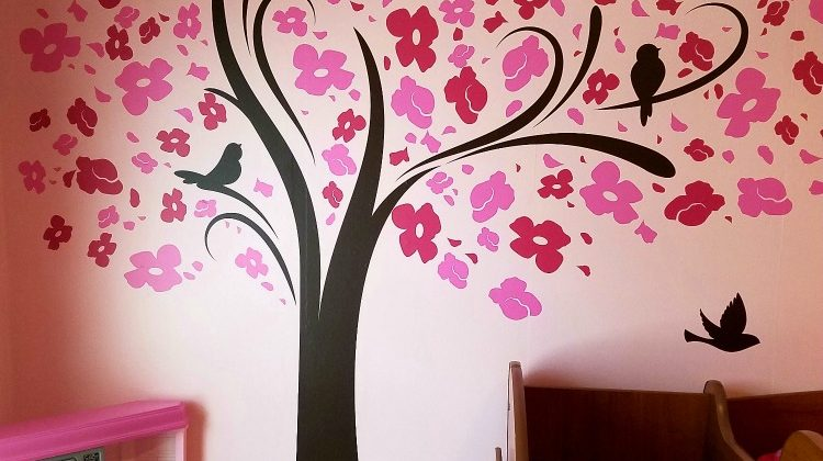 evgieNev Wall Decals Brings Bedrooms to Life #Review