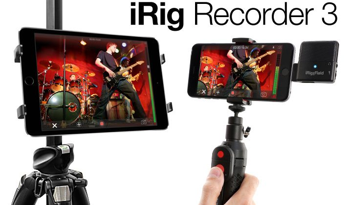 Take Your Recording To a New Level With iRig Recorder 3 #Review