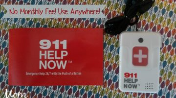 Get a 911 HelpNow™ for your Family's Peace of Mind!