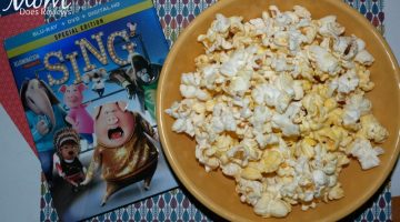 Don't Miss Family Movie Fun with SING Movie! #Singmovie #Singsquad #ad
